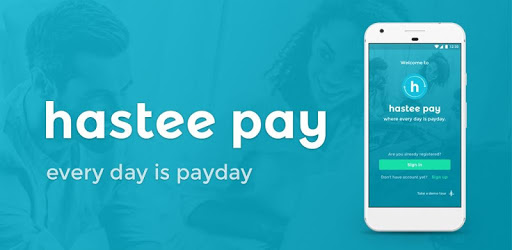 hastee pay app for promo staff